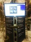 Orbital Express 20x20 Island Booth