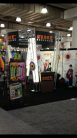 Modular booth, 10'x20', 20'x20', excellent condition
