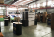 20'x 20' Trade Show Exhibit Booth Display made by Nimlok