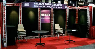 Nexen 10' x 20' Linear Booth