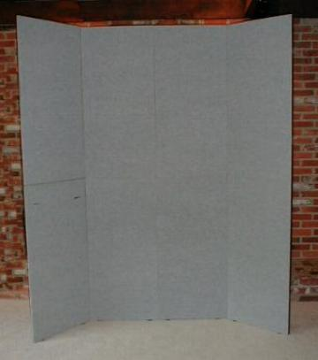 Tigermark 8 ft. Panel Display  fit in 1 case