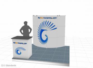 Tigerlite portable displays