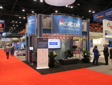 Double Deck Trade Show 20'x20'