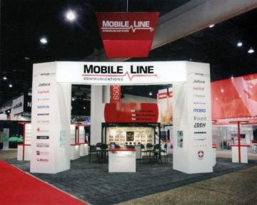 2 Story Trade show booth for sale!