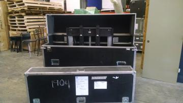 """JELCO Ez-Lift Case for 70"""" Monitor"""