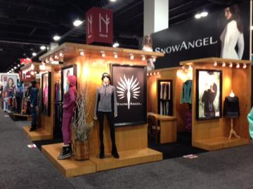 Apparel Booth