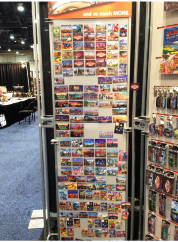 Skyline Inliten Booth With Lots of Extras (And More)